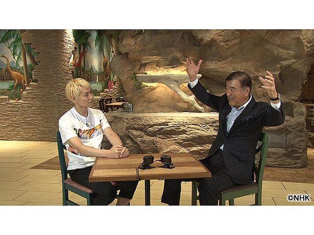 SWITCHインタビュー 達人達「小林圭×澤田秀雄」