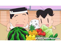 第107話 少年アシベ GO!GO!ゴマちゃん 夏のおくりもの