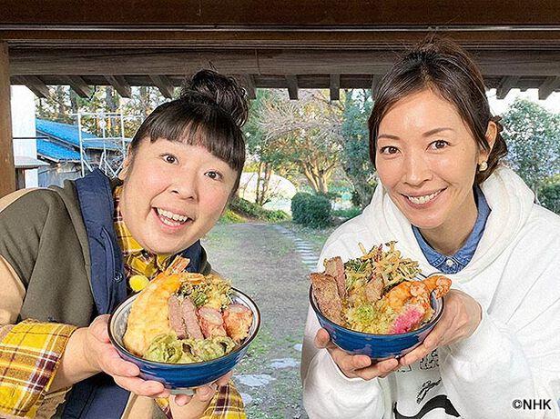 晴れ、ときどきファーム!「おうち天ぷらをプロの極意でおいしく」