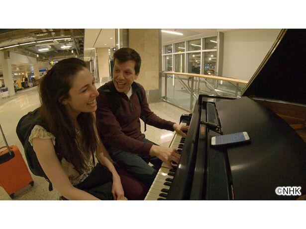 空港ピアノ「ミネアポリス vol.1」