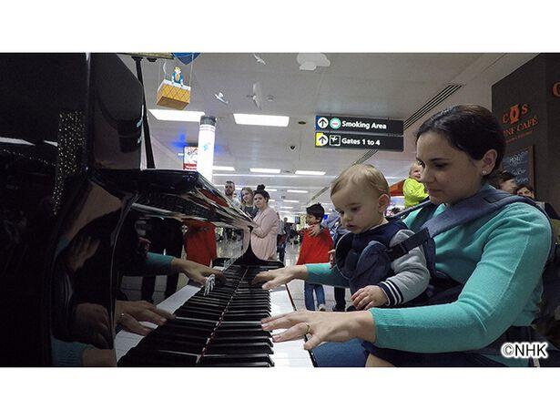 空港ピアノ「マルタ島 vol.2」