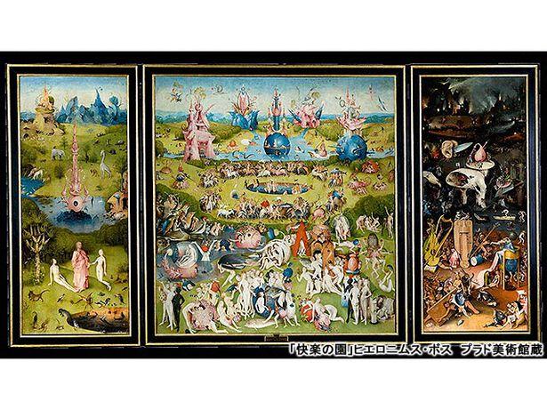 日曜美術館「蔵出し!西洋絵画傑作15選(2)」