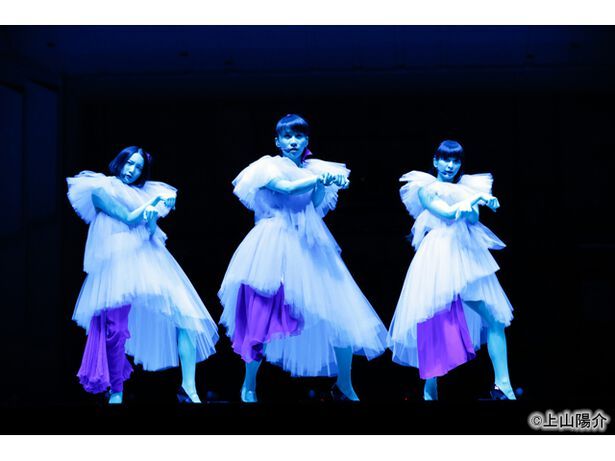 "Perfume×TECHNOLOGY presents ""Reframe"""