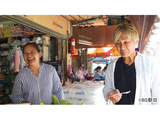 迷宮グルメ 異郷の駅前食堂「タイ・パヤタイ駅」