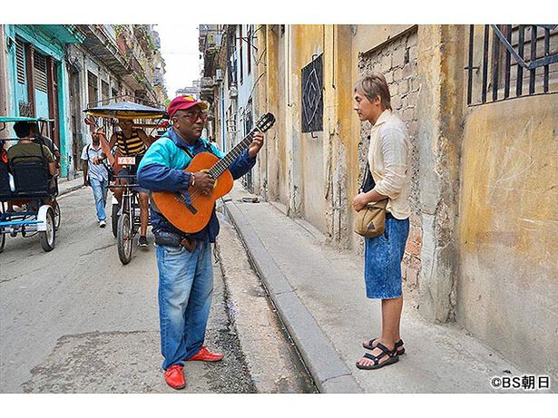 迷宮グルメ 異郷の駅前食堂「キューバ・ハバナ中央駅」