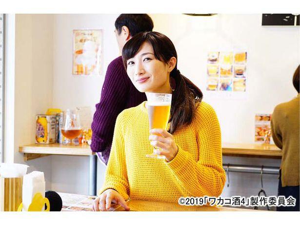 第12話 ワカコ酒 Season4「クラフトビールでステーキ」