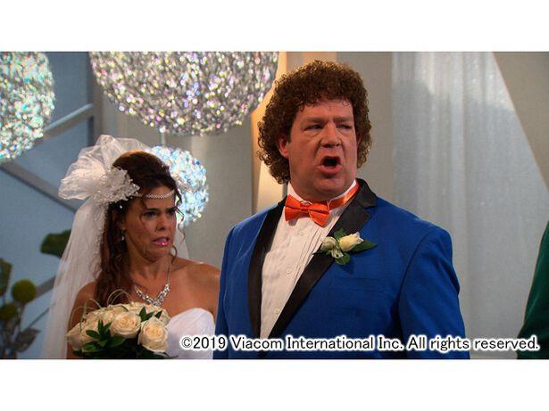 超能力ファミリー サンダーマン シーズン4「やり直し結婚式?」