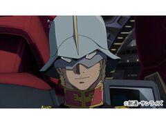 第9話 アニメ 機動戦士ガンダム THE ORIGIN 前夜 赤い彗(すい)星 コロニー落とし