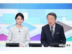TXN選挙SP 池上彰の参院選ライブ 1部