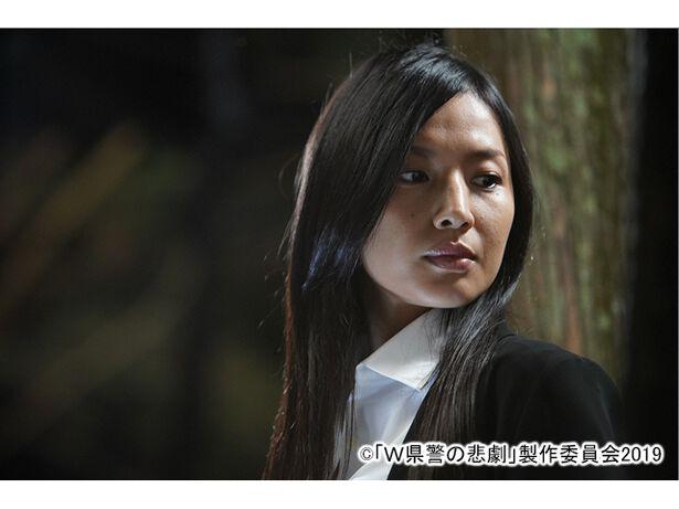 第1話 W県警の悲劇「第1話 許さない女」