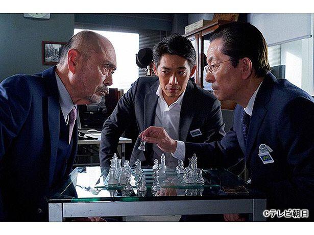 第14話 相棒「2週連続スペシャル『善悪の彼岸〜ピエタ』」