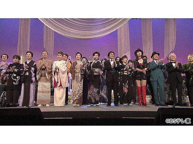 日本歌手協会歌謡祭 第1夜