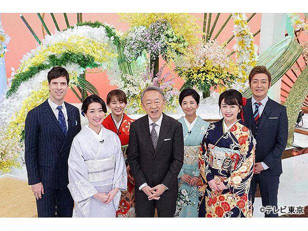 池上彰の2020年初解説!独占&日本初取材が満載