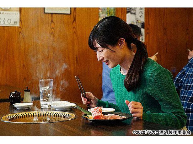 第10話 ワカコ酒 Season5「第10夜「鎌倉の山でぷしゅ〜♪」