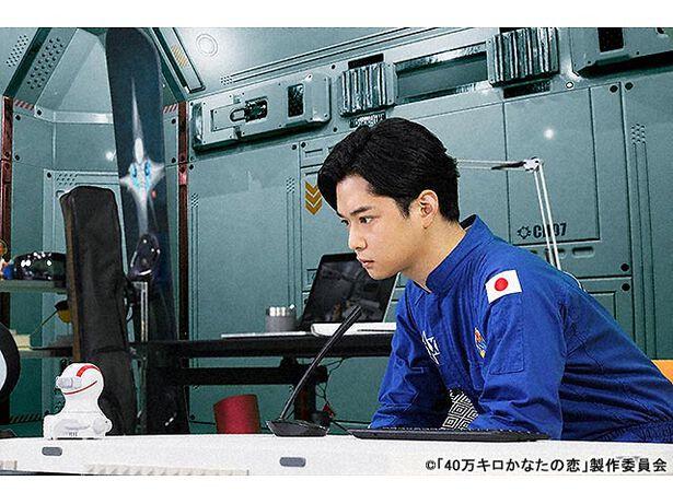 第4話 ドラマ24特別編「40万キロかなたの恋」