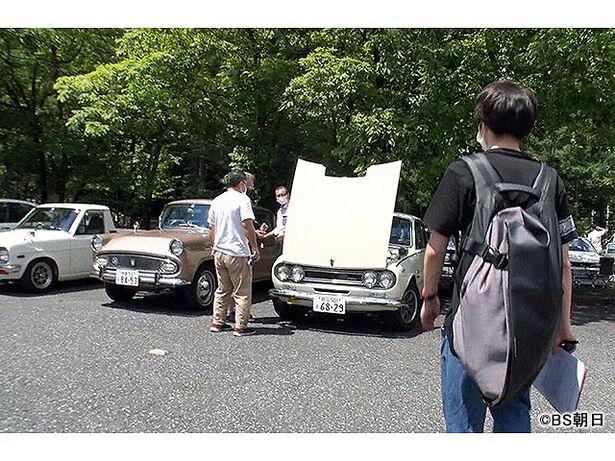 昭和のクルマといつまでも「いすゞ愛あふれるショップ社長の左ハンドル車」