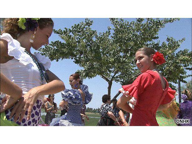 ハイビジョンスペシャル「100万人のフラメンコ巡礼 〜スペイン・ロシオ聖母祭〜」
