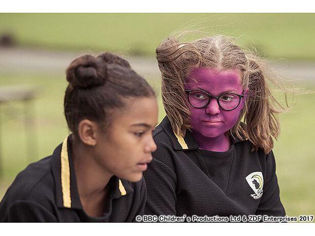 ミルドレッドの魔女学校 シーズン2(5)「魔女の運動会」
