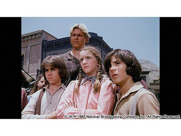 大草原の小さな家 シーズン5「勇気をもって」