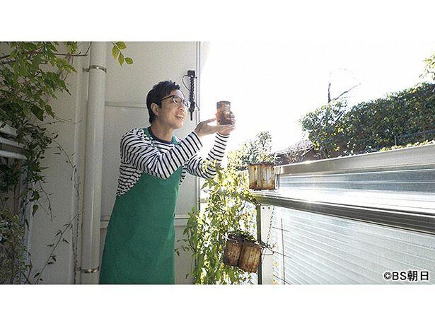 東京ベランダストーリー「花の都・スペイン コルドバの日常に花がある暮らしに憧れて・世田谷区」
