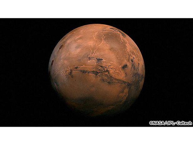 """コズミック フロント「冒険者たちが語る、太陽系のヒミツ""""火星""""」"""