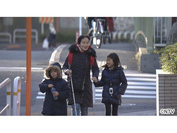 NNNドキュメント'19「大胡田家の風景〜全盲の夫婦がみつけた家族のかたち〜」