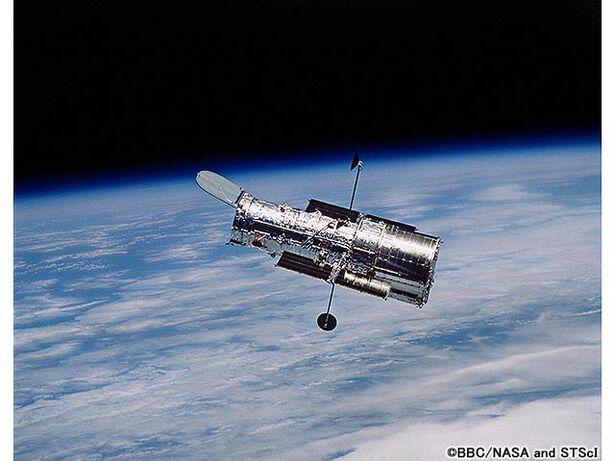 地球ドラマチック「ハッブル宇宙望遠鏡〜宇宙の謎を探る30年の軌跡〜」