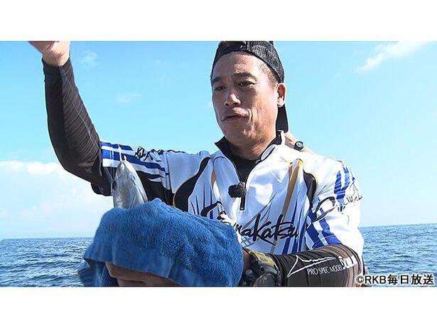 城島健司のJ的な釣りテレビ「長崎県佐世保市から出港!ウキ流しに挑戦!」