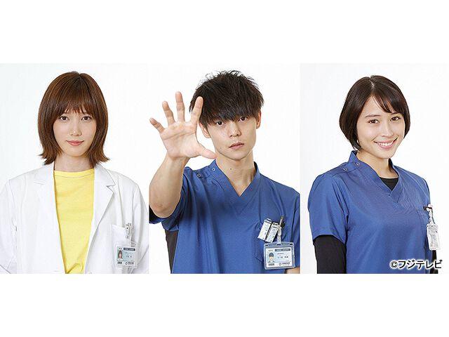 ラジエーションハウス〜放射線科の診断レポート〜