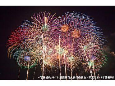 特別番組「モエレ沼芸術花火2019」