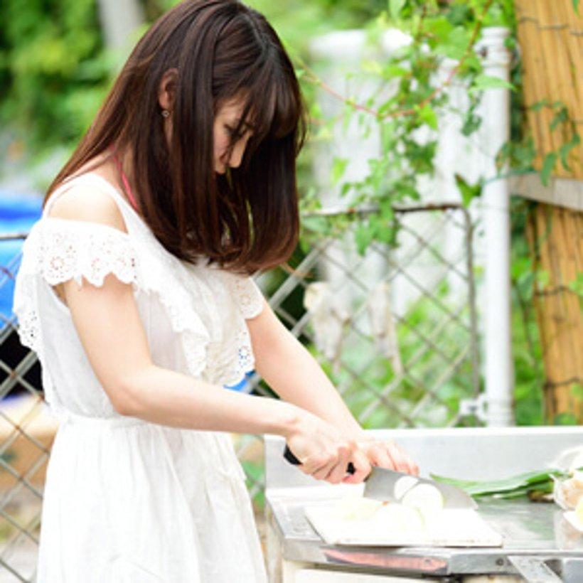 洋服が素敵な桜井えりなさん