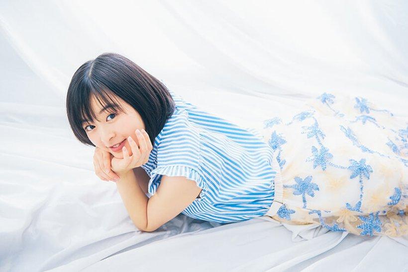 フレッシュ美男美女 File No.042森七菜5/22